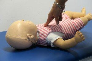 Školenie prvej pomoci